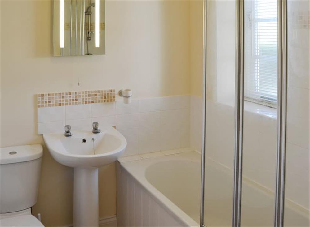 Bathroom at Coots Nest in Stalham Staithe, near Norwich, Derbyshire