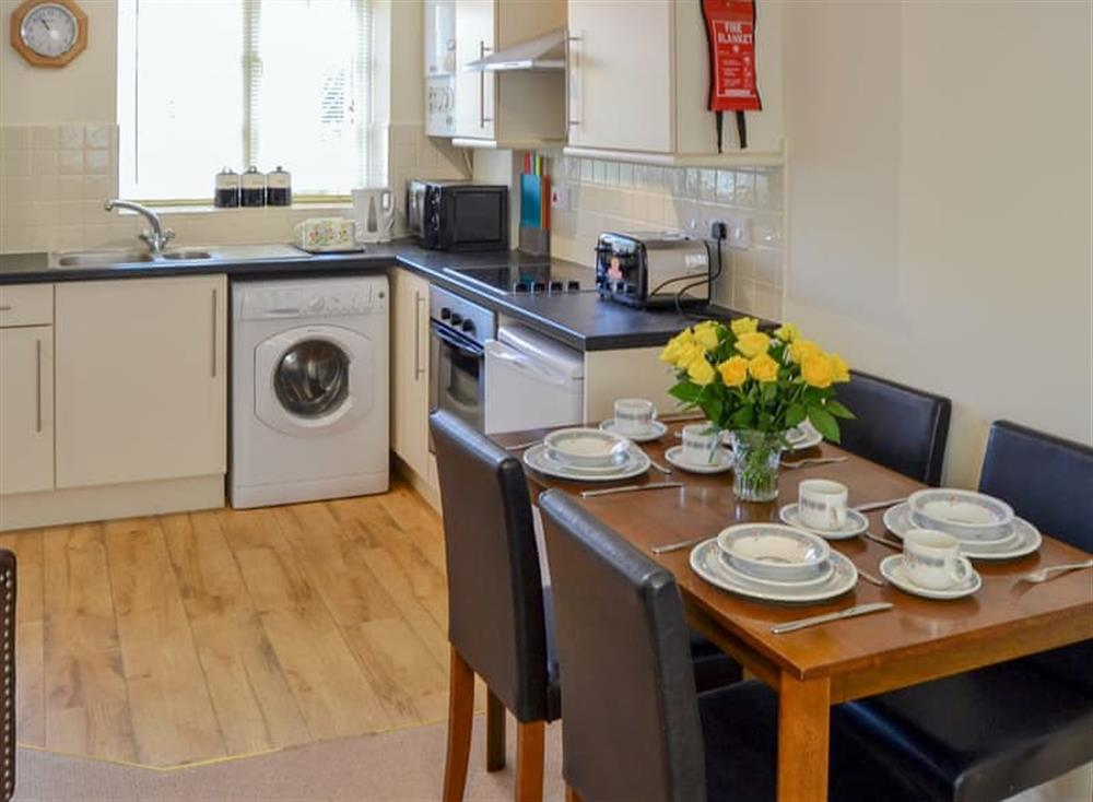 Charming open plan living space at Coots Nest in Stalham Staithe, near Norwich, Derbyshire