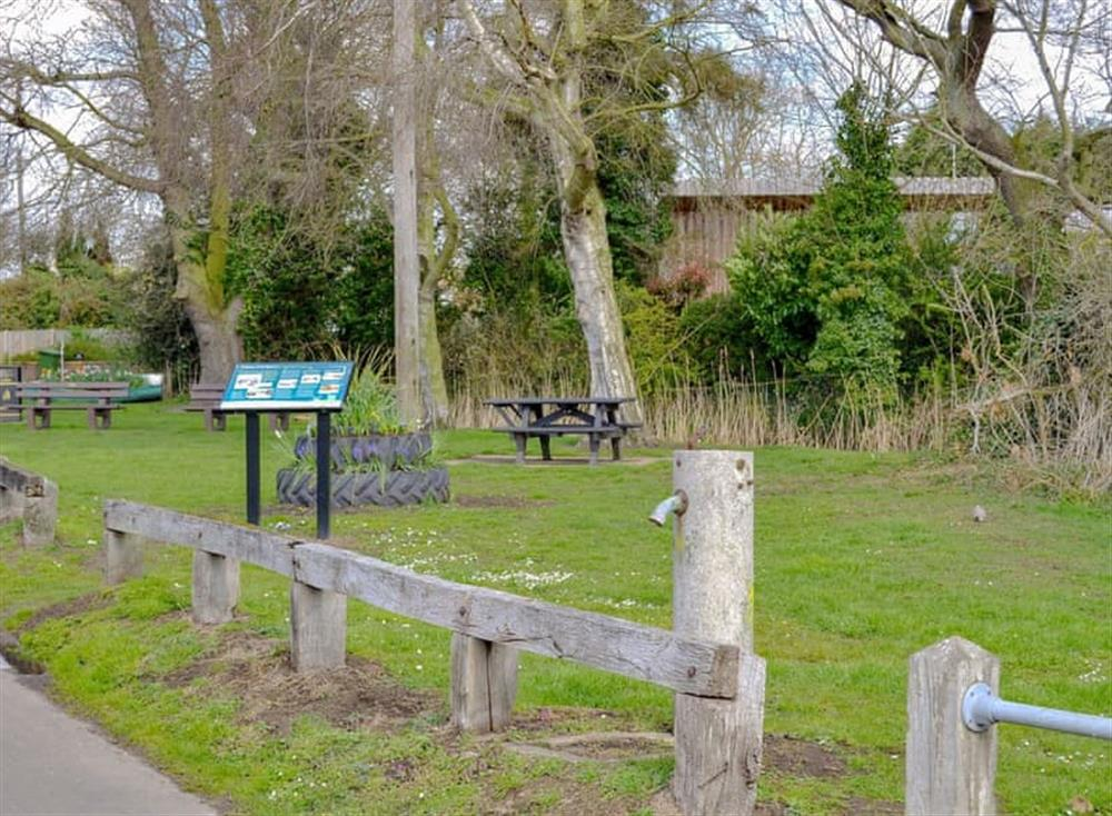 Surrounding area at Coots Nest in Stalham Staithe, near Norwich, Derbyshire
