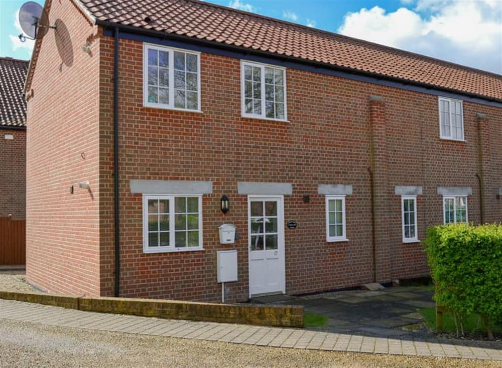 Wonderful holiday home at Coots Nest in Stalham Staithe, near Norwich, Derbyshire
