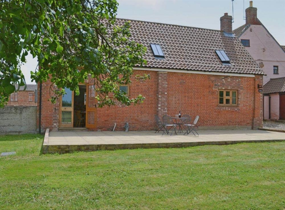 Exterior at Copper Cottage in Aldeby, near Beccles, Norfolk