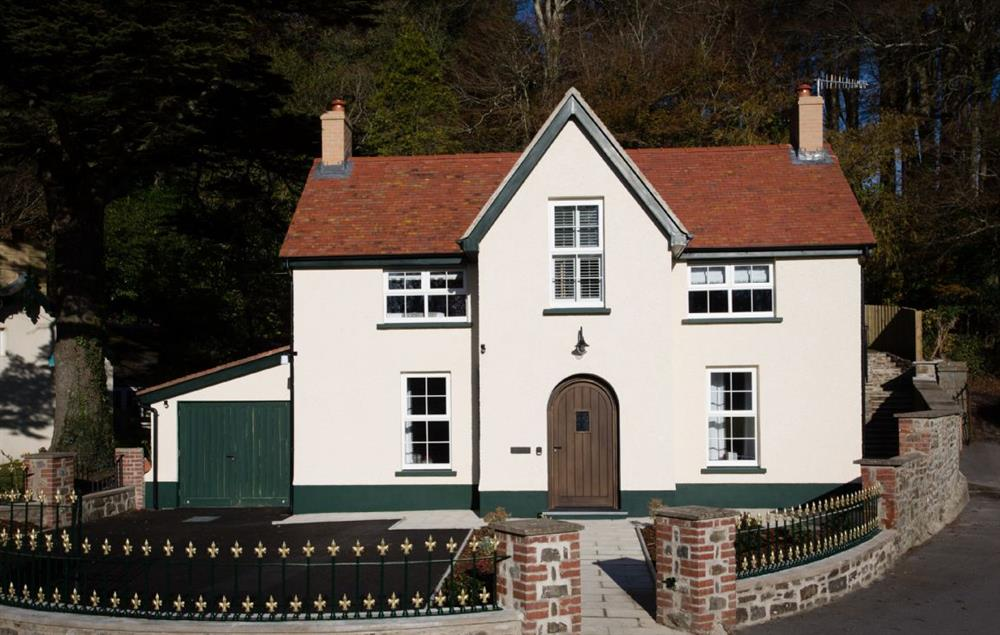 Coppet Hall Lodge  at Coppet Hall Lodge, Saundersfoot