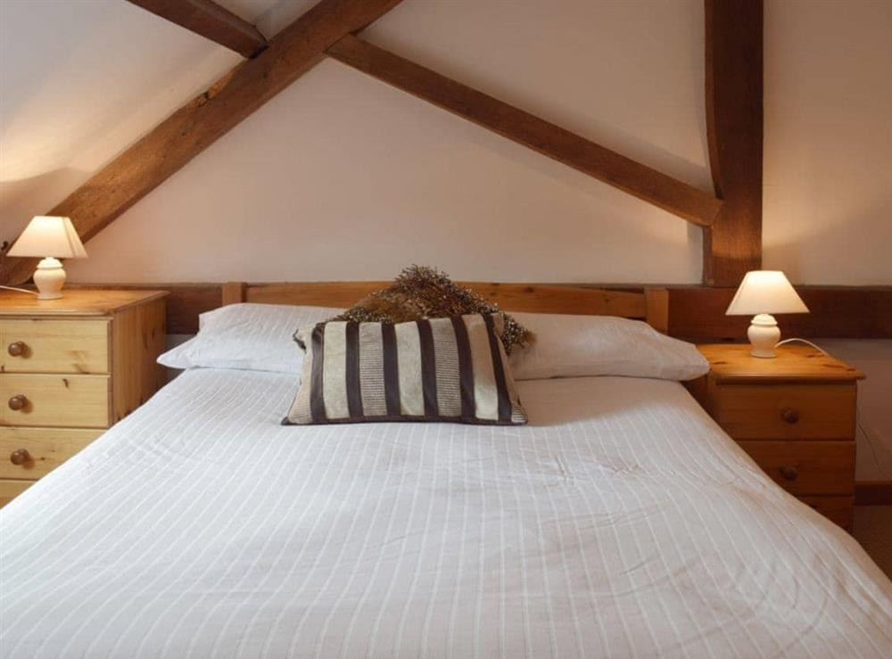 Double bedroom at Coriander in Great Yarmouth, Norfolk