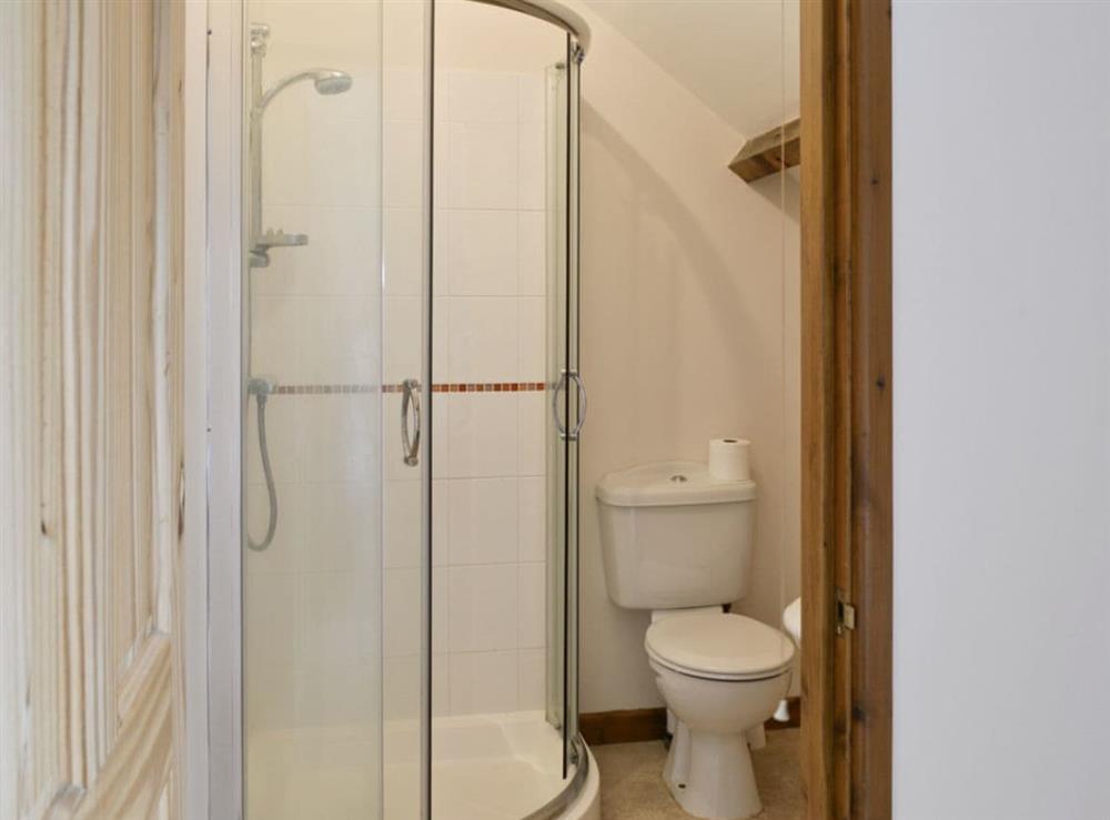 En-suite at Coriander in Great Yarmouth, Norfolk