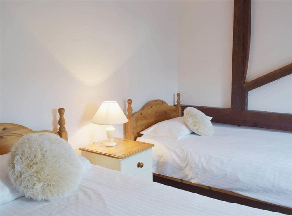 Twin bedroom at Coriander in Great Yarmouth, Norfolk