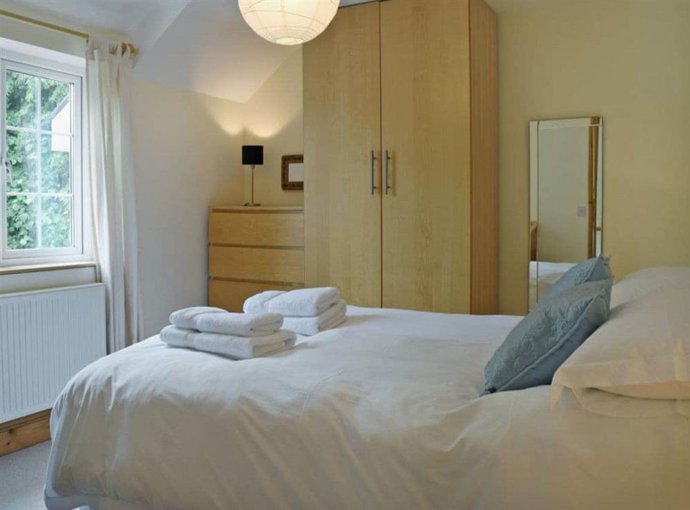 Comfortable double bedroom (photo 2) at Cornant in Llechryd, near Cardigan, Dyfed