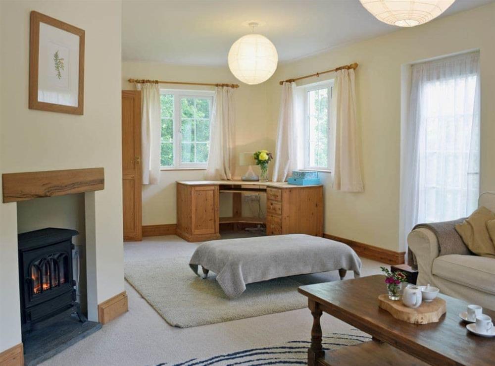 Spacious living room (photo 2) at Cornant in Llechryd, near Cardigan, Dyfed