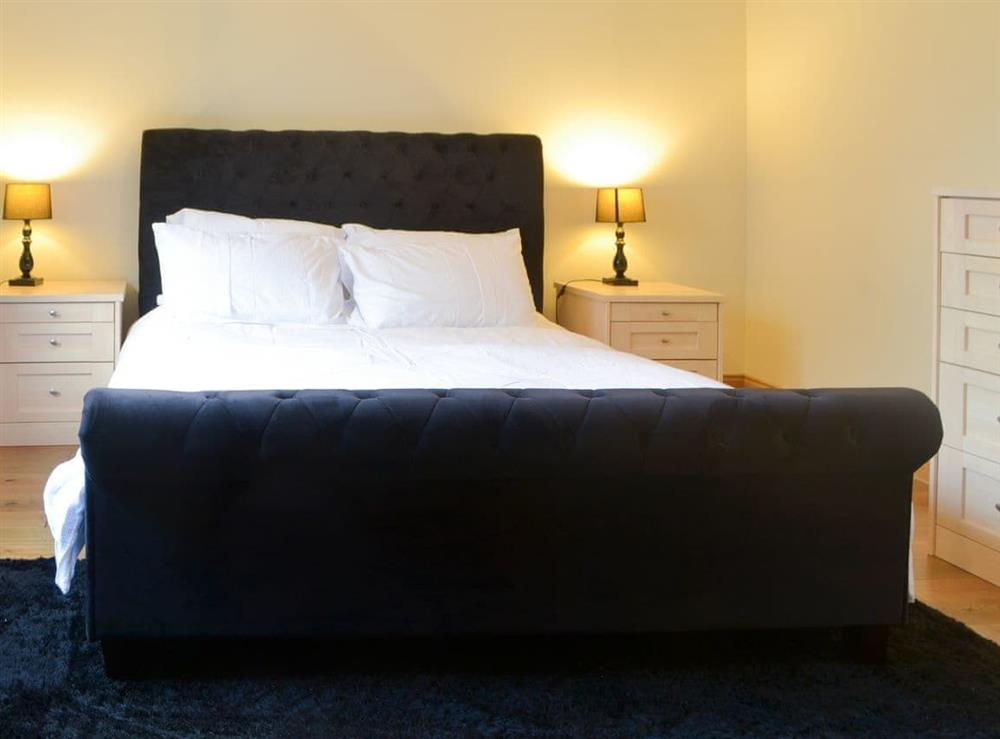 Welcoming double bedded room