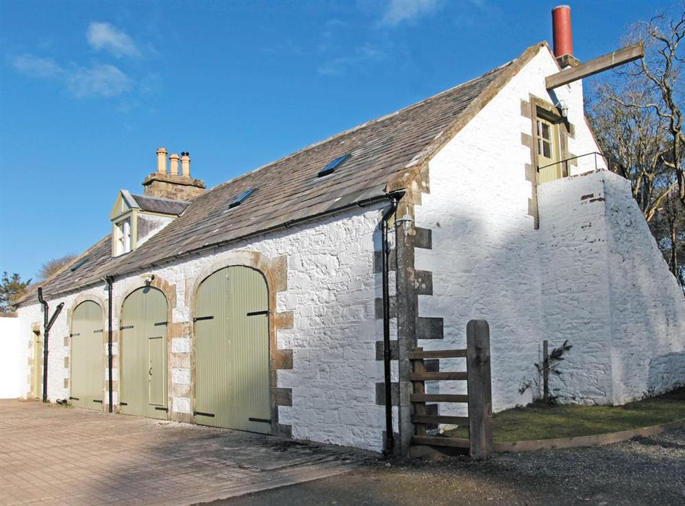 Exterior at Stables Cottage,
