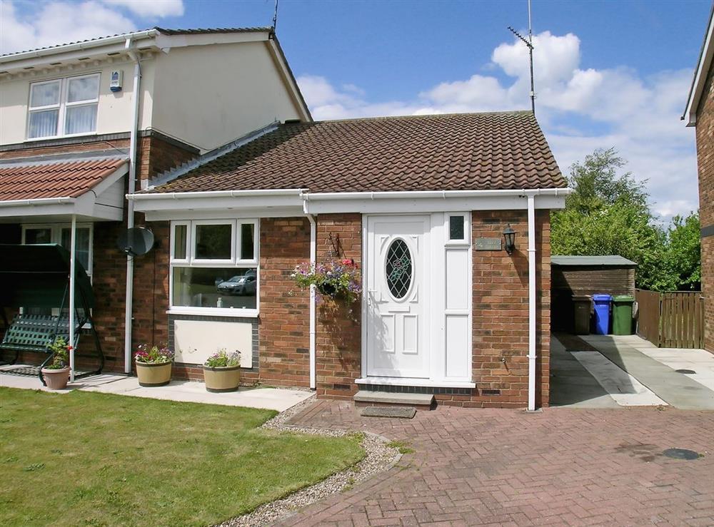 Exterior at Cosy Corner in Bridlington, North Humberside