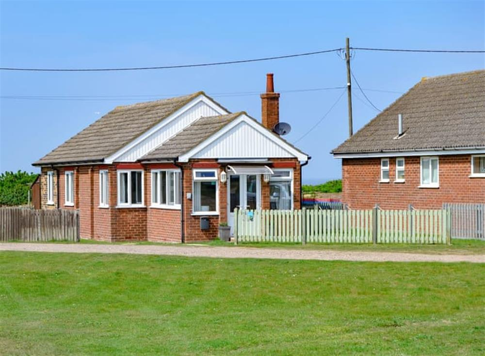 Delightful property at Cottage By The Sea in Bacton, near North Walsham, Norfolk