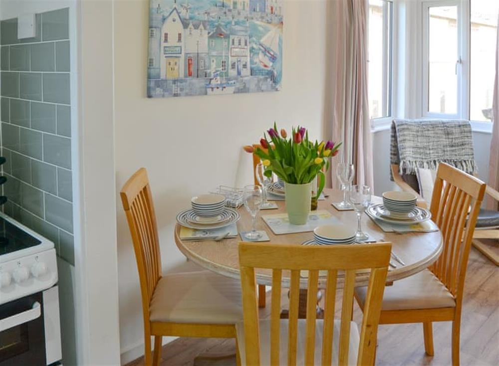 Dining Area (photo 2) at Cottage By The Sea in Bacton, near North Walsham, Norfolk
