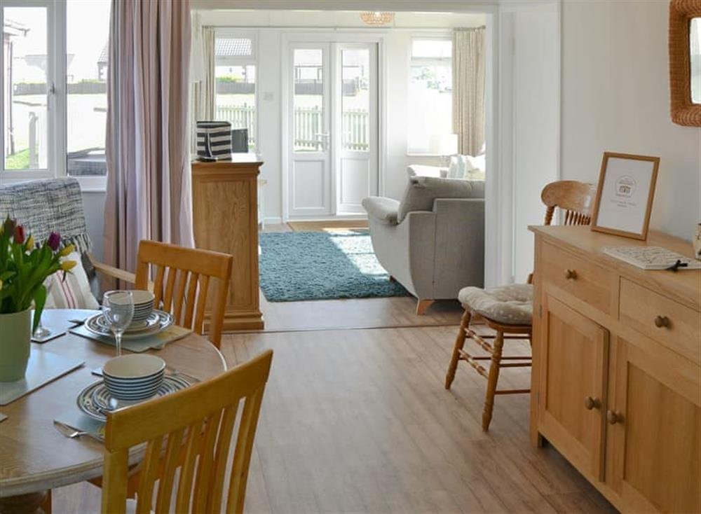 Dining Area at Cottage By The Sea in Bacton, near North Walsham, Norfolk