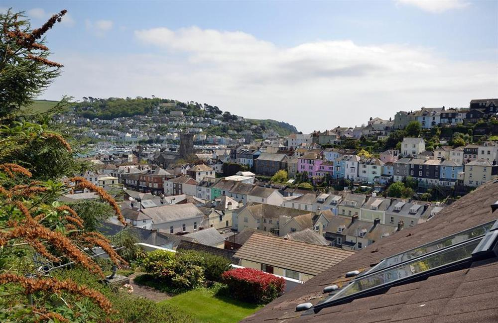 View from Cotterbury at Cotterbury, Dartmouth