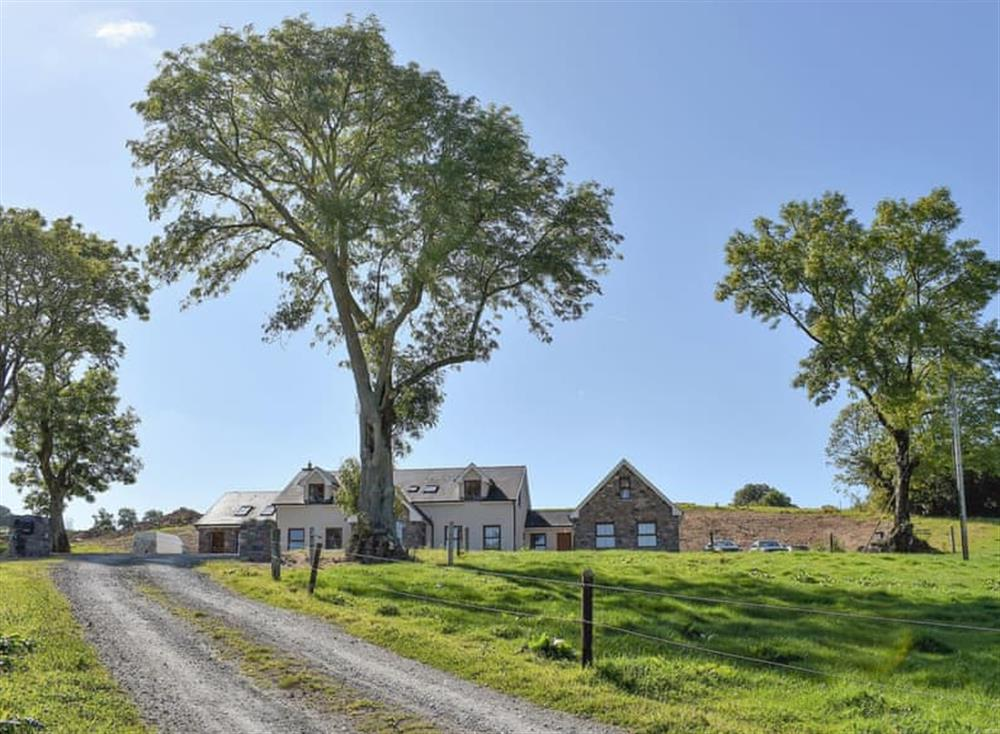 Stunning holiday home in rural location