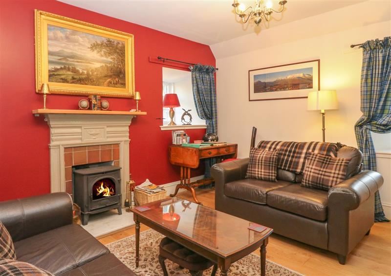 Inside at Courtyard Cottage, Drumoak near Peterculter