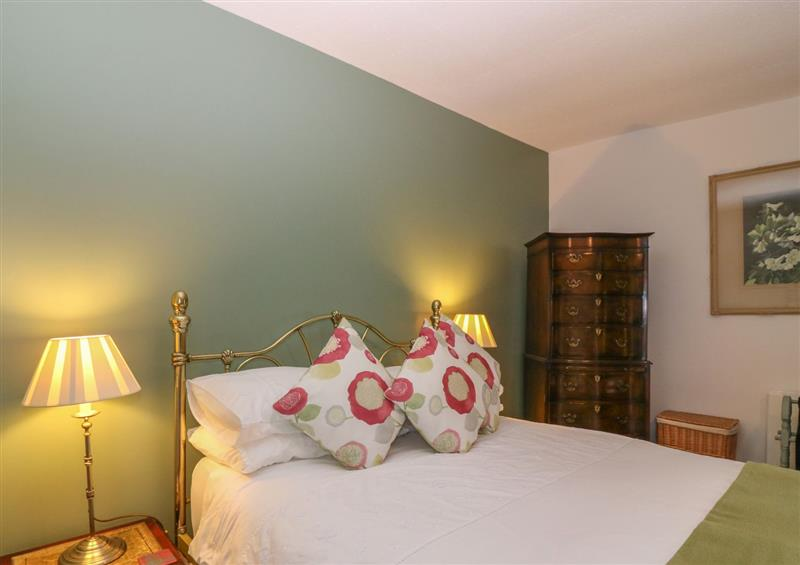 This is a bedroom at Courtyard Cottage, Drumoak near Peterculter
