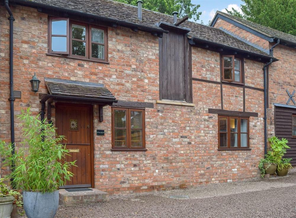 Delightful holiday home at The Barn,