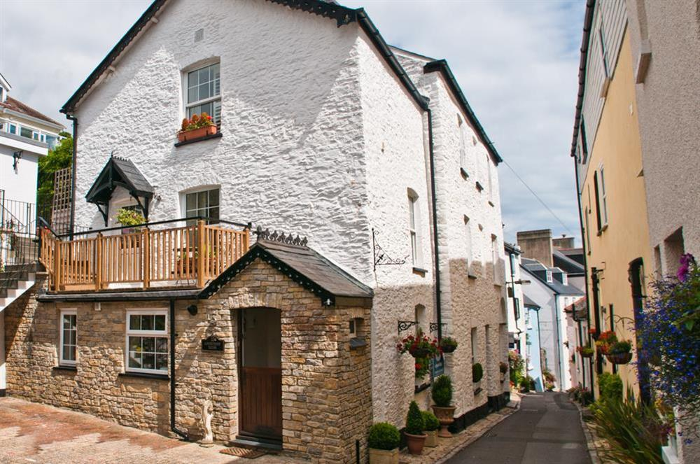 Courtyard House at Courtyard House in , Dartmouth