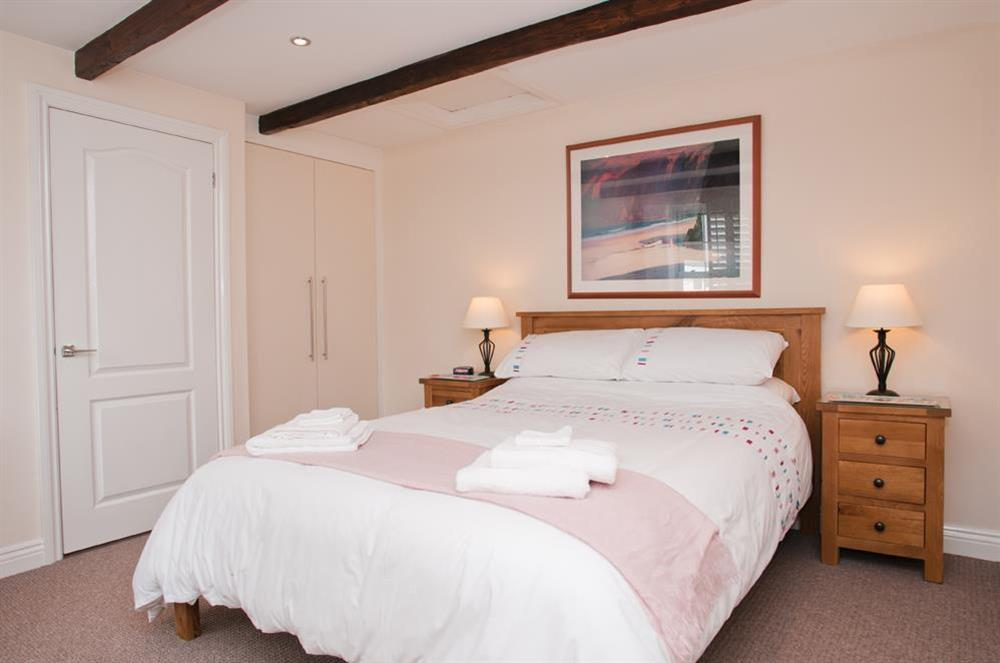 Double bedroom at Courtyard House in , Dartmouth