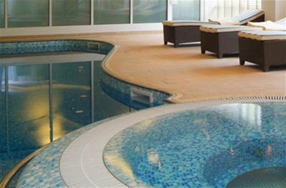 The swimming pool and jacuzzi at the Dart Marina Spa are also available for guests at Courtyard House to use at Courtyard House in , Dartmouth