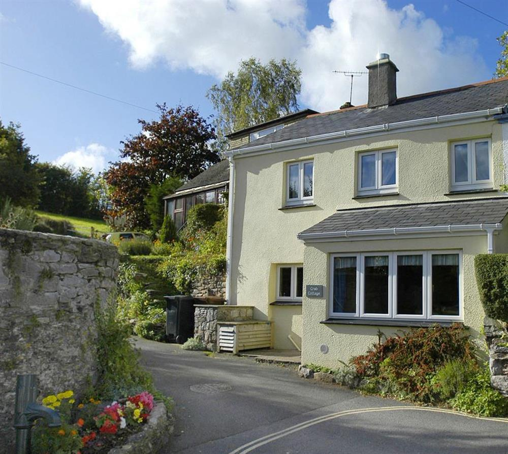 Welcome to Crab Cottage at Crab Cottage, Stoke Gabriel