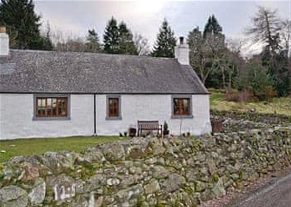 Exterior at Craigellachie Cottage in Wester Galcantray, near Cawdor, Morayshire