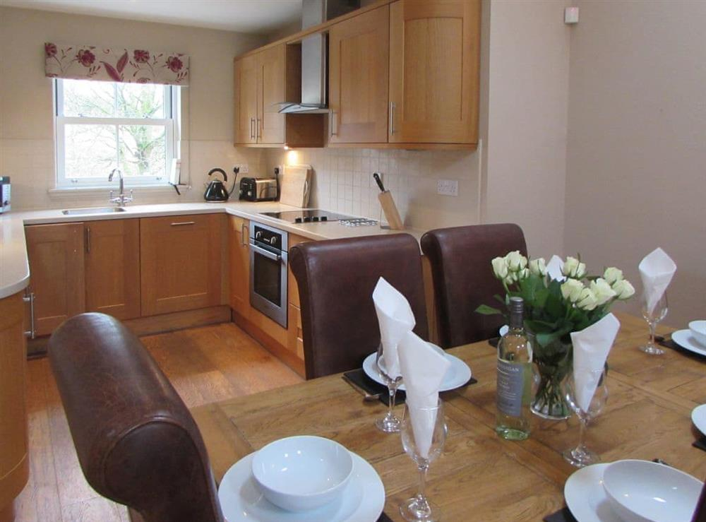 Dining Area at Pipers Cottage,