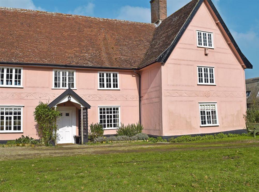 Photo 1 at Cravens Manor in Henham, near Southwold, Suffolk