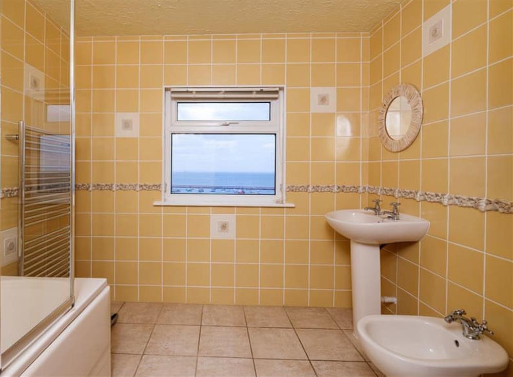 Bathroom at Creels in Brixham, South Devon