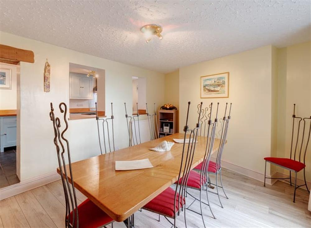 Dining room (photo 2) at Creels in Brixham, South Devon
