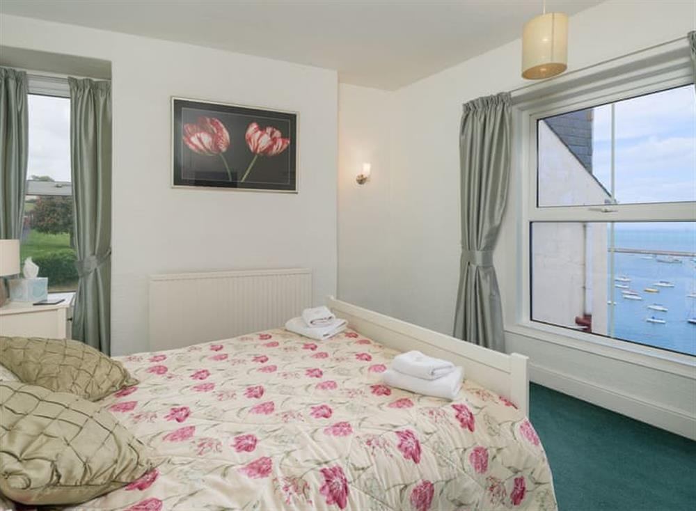 Double bedroom (photo 4) at Creels in Brixham, South Devon