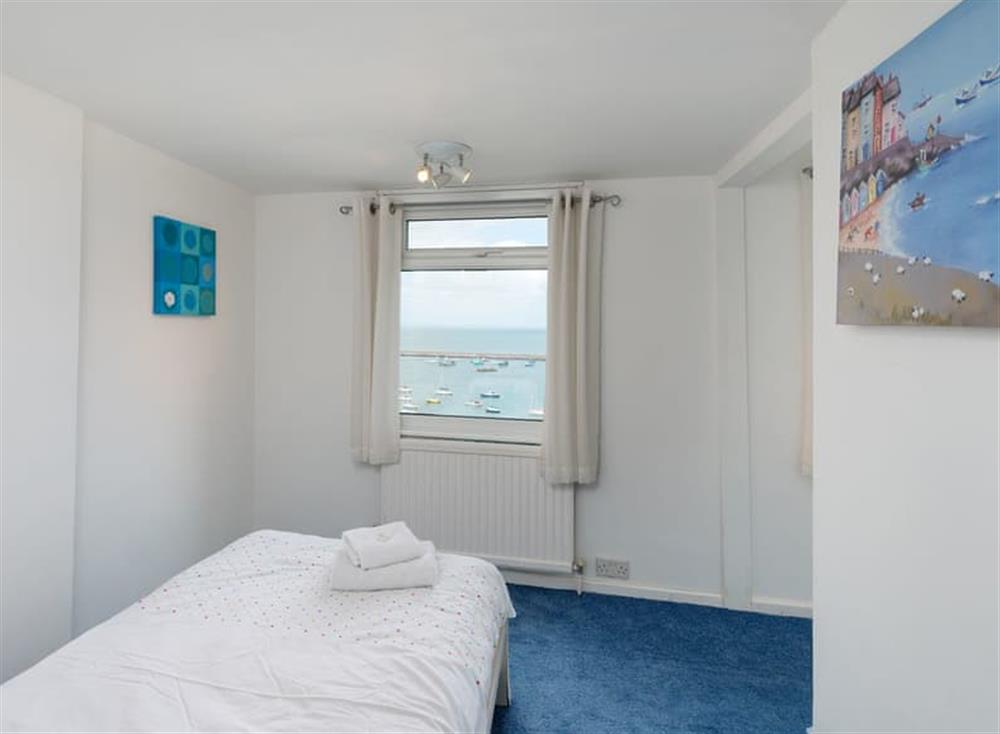 Double bedroom (photo 8) at Creels in Brixham, South Devon