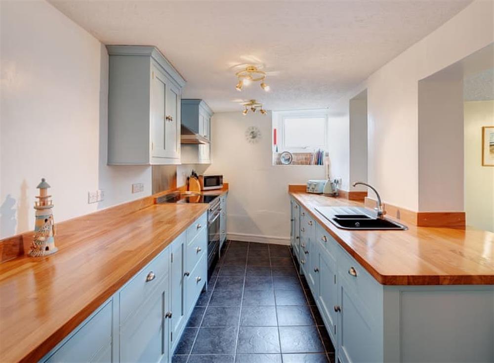 Kitchen (photo 2) at Creels in Brixham, South Devon