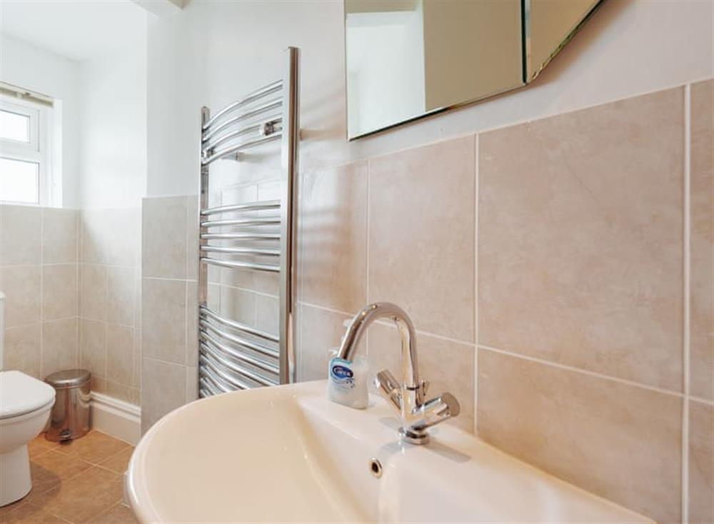 Shower room (photo 2) at Creels in Brixham, South Devon