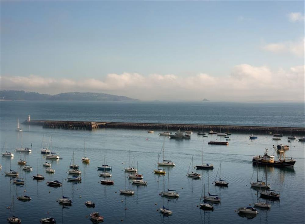 Surrounding area at Creels in Brixham, South Devon