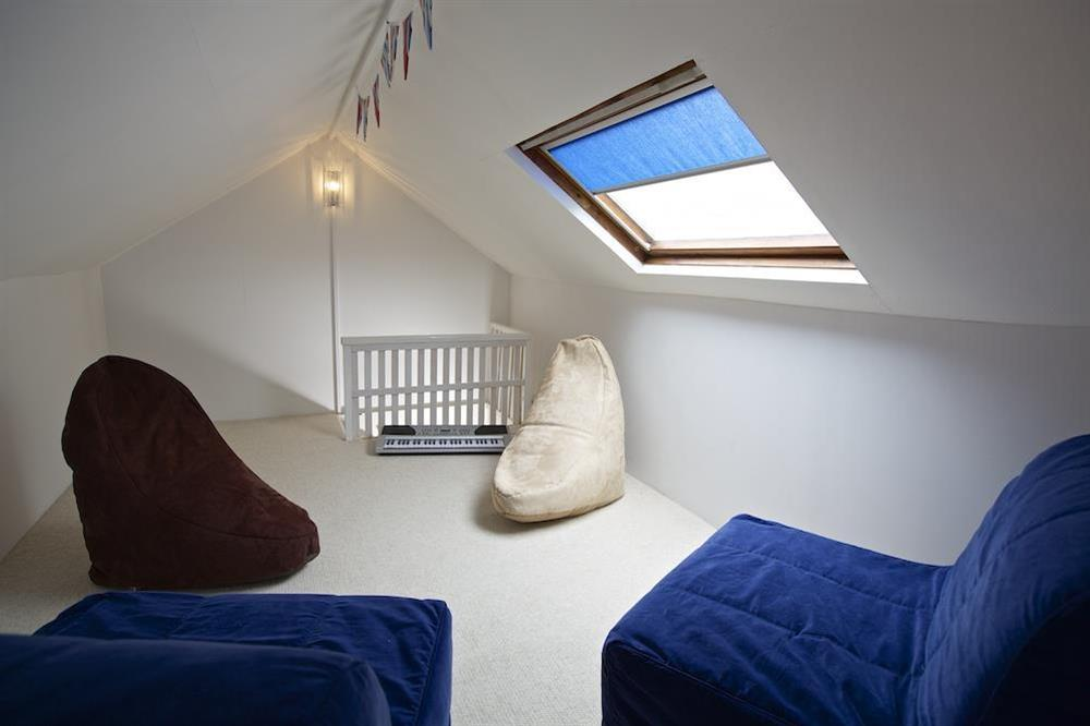 Attic retreat - a great space for relaxing (photo 2) at Crew House in Dart Marina, Dartmouth