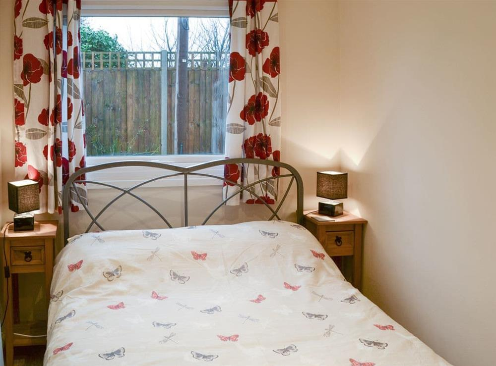 Double bedroom at Crock of Gold in Bacton, Norfolk