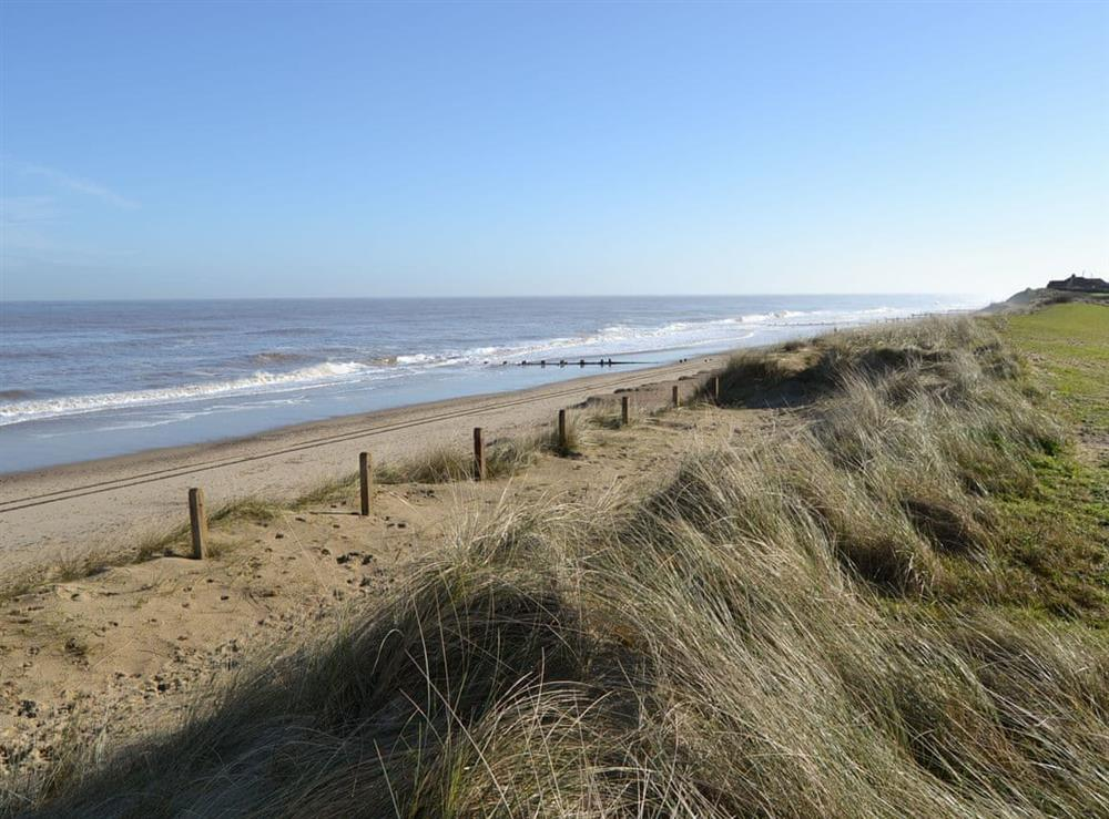 Local Beach (photo 2) at Crock of Gold in Bacton, Norfolk