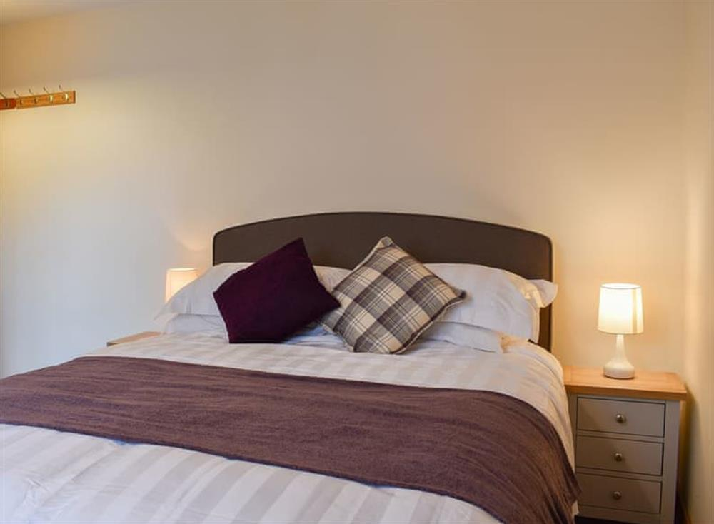 Cosy ground floor double bedroom at Croft Cottage in Lydlinch, near Sturminster Newton, Dorset