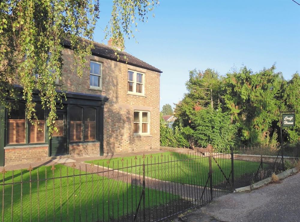 Exterior at Croft House in Welney, near Littleport, Norfolk