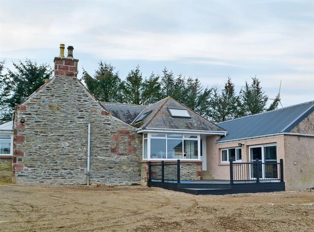 Exterior at Croft Of Feithill in Feith-hill, near Turriff, Aberdeenshire