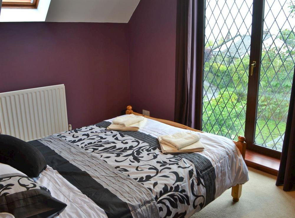 Double bedroom (photo 3) at Croftmere in Cresswell, near Morpeth, Northumberland