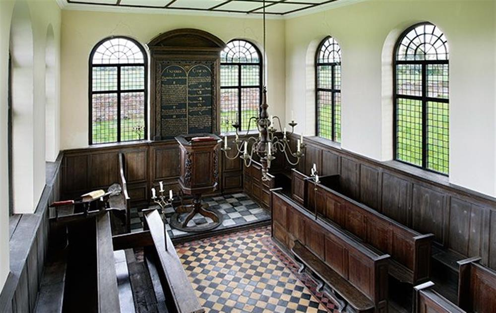 Woodhey Chapel (private family chapel) (photo 2) at Cromwells Manor, near Nantwich