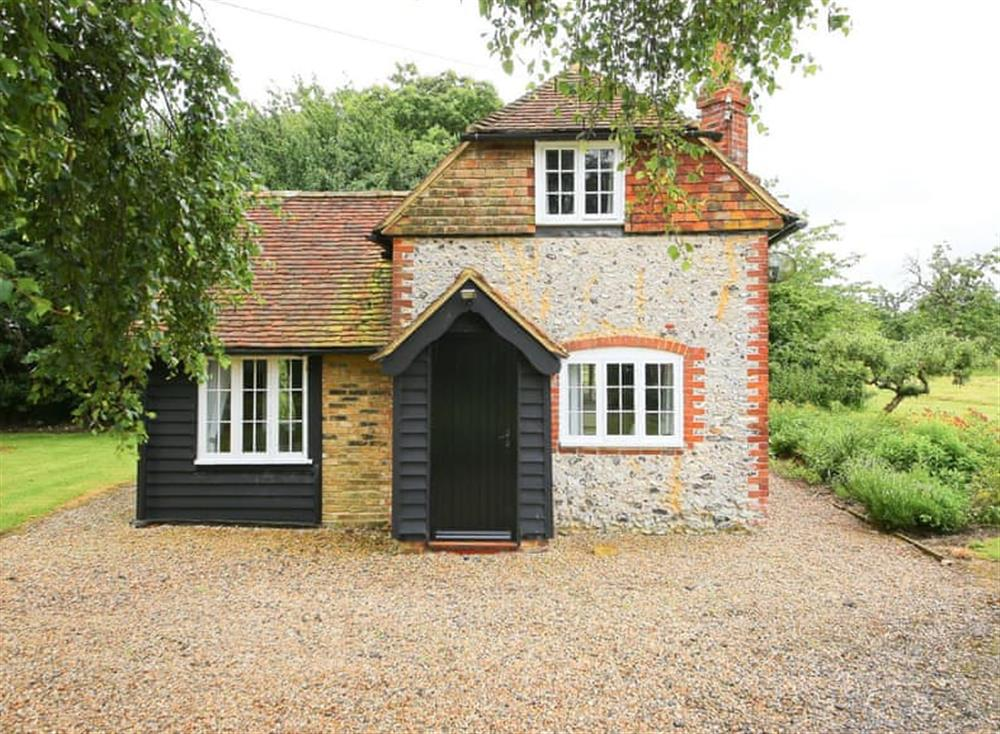 Exterior at Crow Cottage in Eastling, Kent