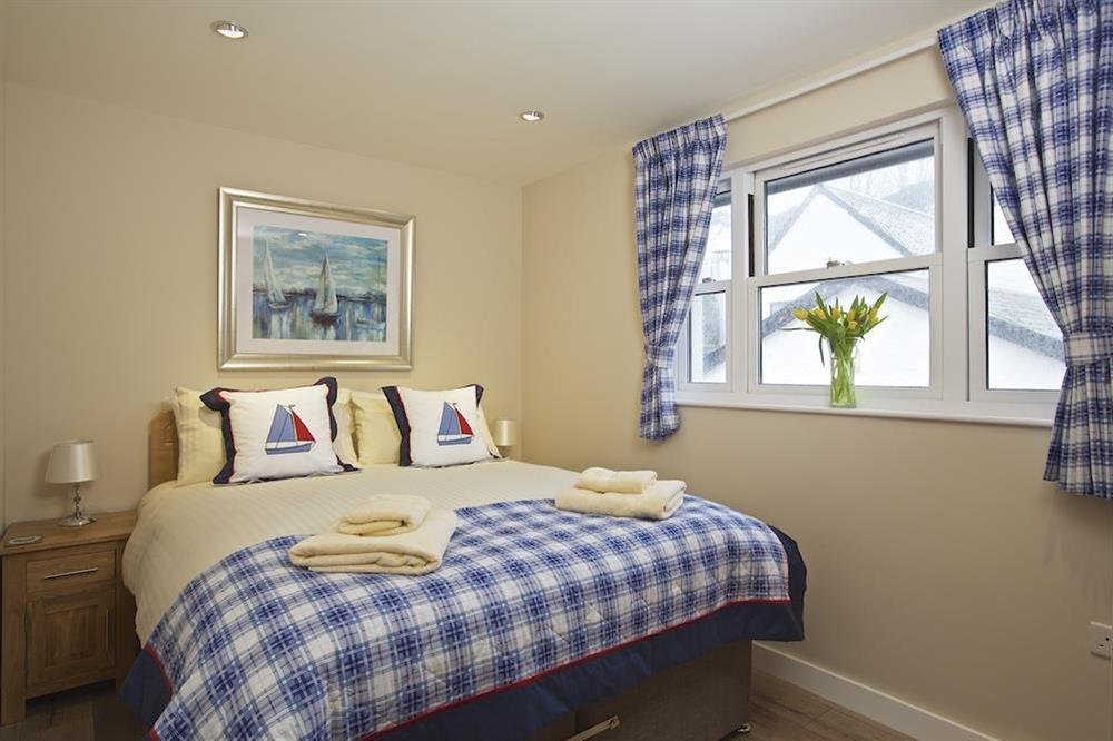 Double room can be set up with a King-size bed or twin (for children) at Crowthers in , Dartmouth