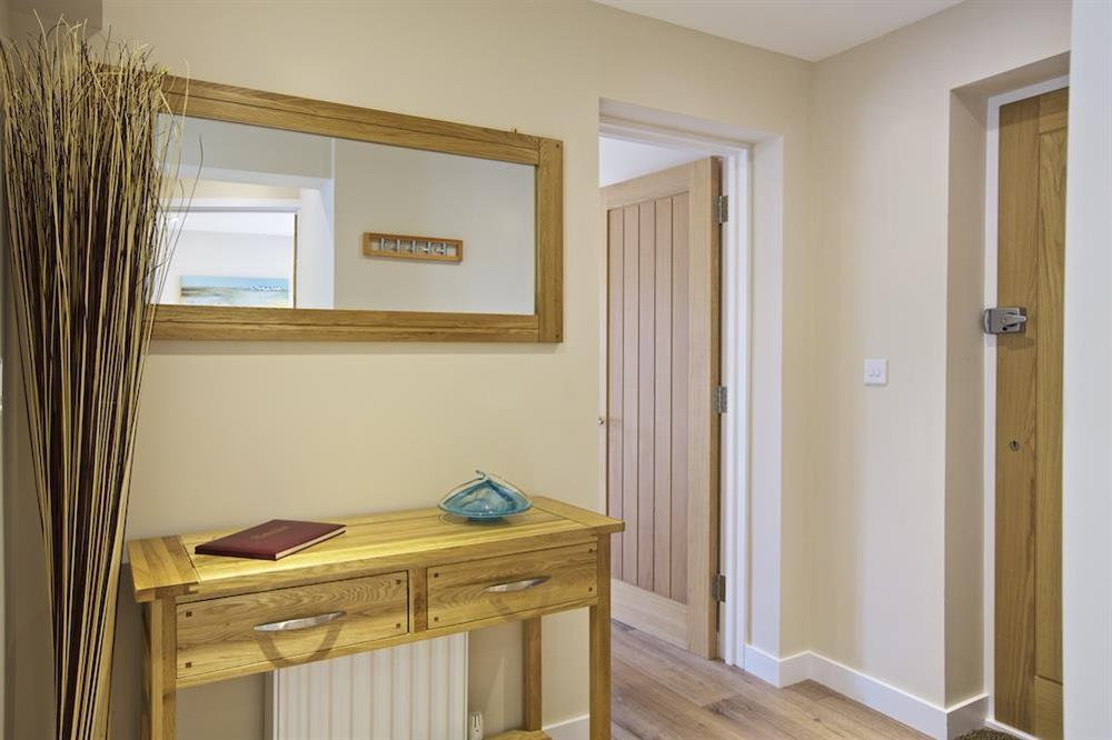 Spacious hallway with quick access to all rooms at Crowthers in , Dartmouth