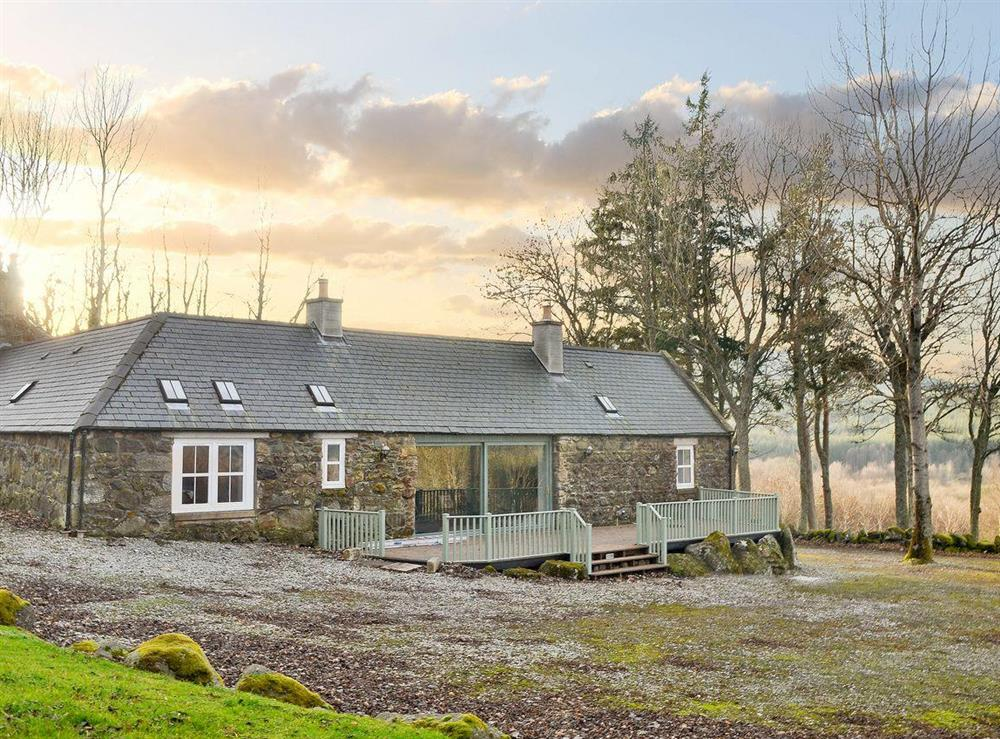 Exterior at Cumrie Farm and Woodlands in Huntly, Aberdeenshire