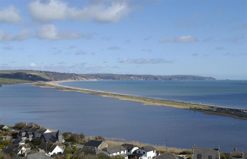 Beautiful Slapton Sands and Start Bay nature reserve is only a 15 minute drive  at Cuttery House, East Allington