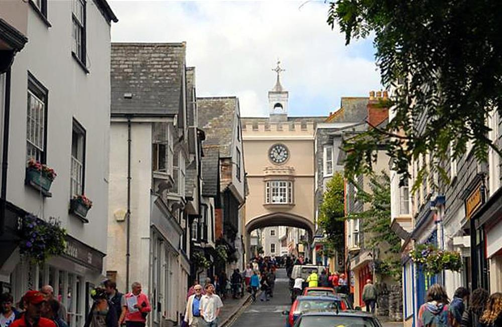 Nearby bohemian Totnes  at Cuttery House, East Allington
